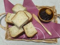 栗黒糖食パン