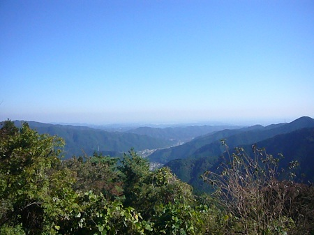 御岳山へ行ってきました