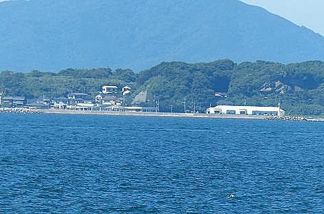 藍の島UP♪