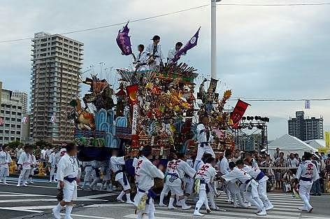 黒崎祇園山笠♪
