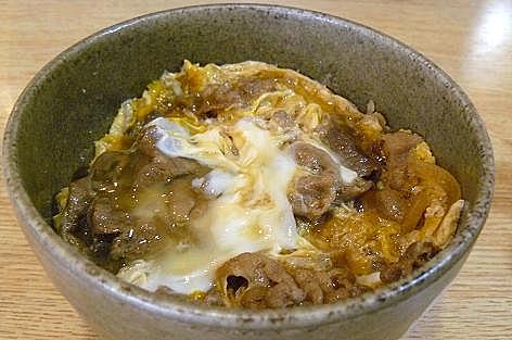 ミニ牛丼♪