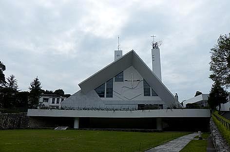 ザビエル記念聖堂♪