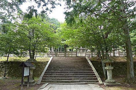 香山墓所♪