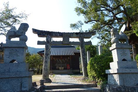 大楠神社♪