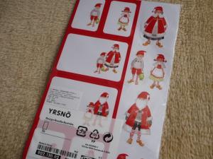 IKEAクリスマスシール2011-1