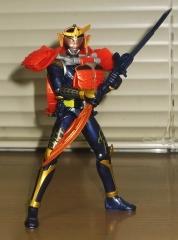 AC01仮面ライダー鎧武オレンジアームズ(長刀モード)