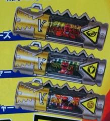 スーパー戦隊獣電池