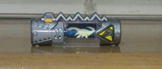 フタバイン獣電池(チャージモード)