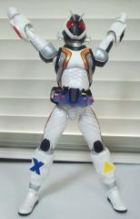 S.H.フィギュアーツ 仮面ライダーフォーゼ ベースステイツ(宇宙キターーー!)