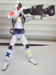S.H.フィギュアーツ 仮面ライダーフォーゼ モジュールセット01(カメラモジュール)