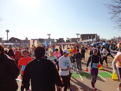 勝田全国マラソン 大会直前