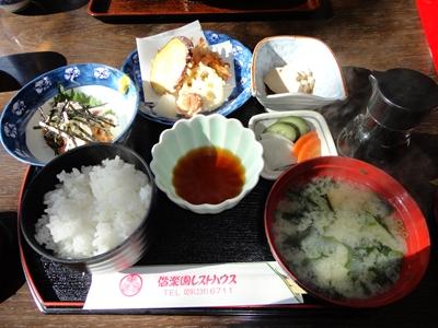 水戸納豆定食