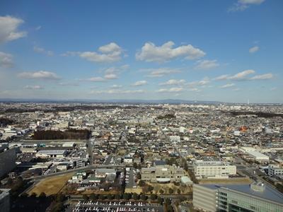 25階からの景色