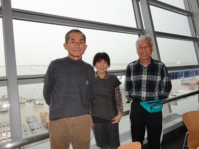 (左から) Nakayoshiさん、すーみんさん、八重ちゃん