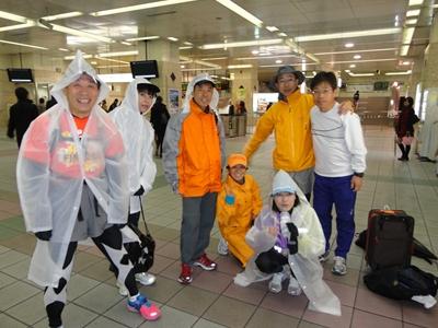 JR岐阜駅で