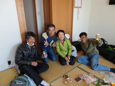 NAMIさん、Nakayoshiさん、NAMIママさん、ダブルさん