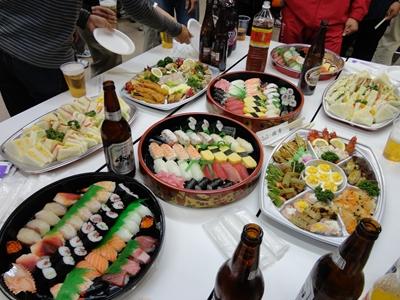 立食パーティー