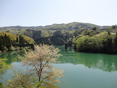 緑が映える風景