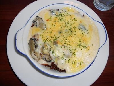 えびめしの牡蠣ドリア