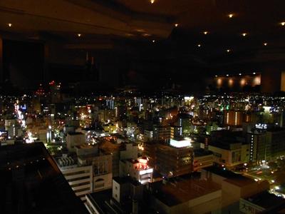 岡山の夜景