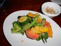 温野菜のバーニャカウダソース