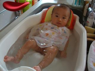 お風呂好きです。