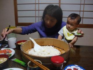 手巻き寿司②