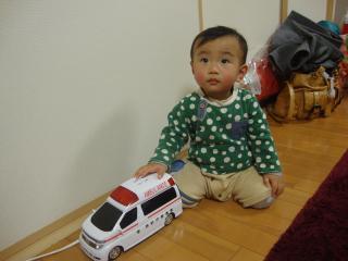 リアル消防車