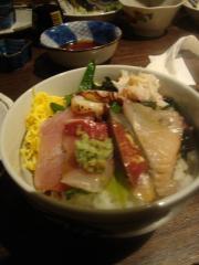 海鮮丼ハーフ