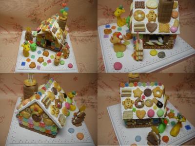 連結お菓子の家