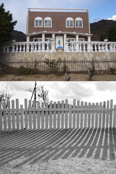 22・海の前の別荘