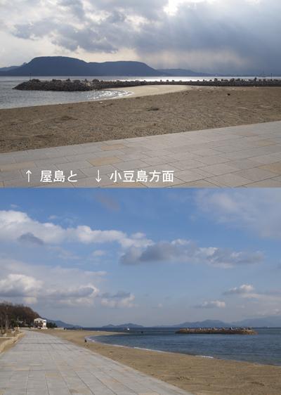 23・海岸の風景