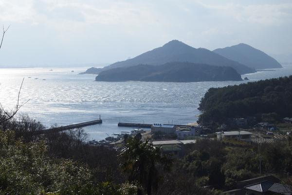 16・加茂ケ瀬戸の潮の流れと女木島