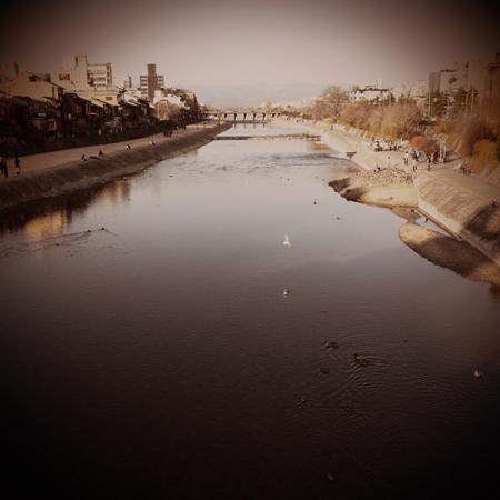 24・鴨の流れ