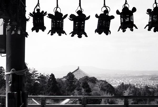 04・東大寺を望む