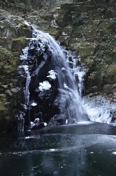10・今年の滝