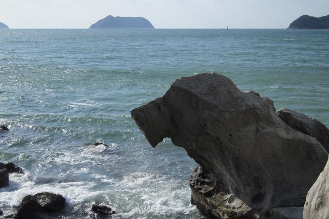 09・奇岩
