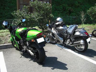 バイクの森01