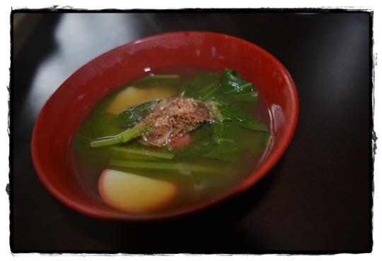 2012お雑煮