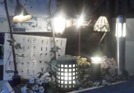 暮れの照明④B