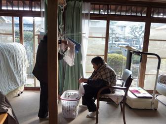 洗濯干し3