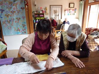 モチーフ編み3