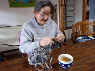 モチーフ編み5