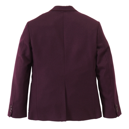 JK07 LIGHT WOOL JACKET BURGUNDY(2)_R