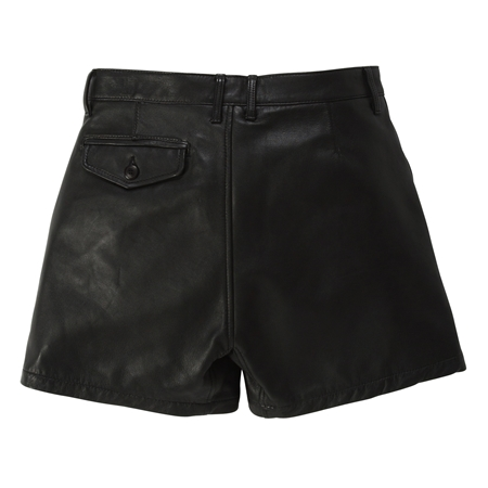 SO05 LEATHER SHORTS BLACK(2)_R