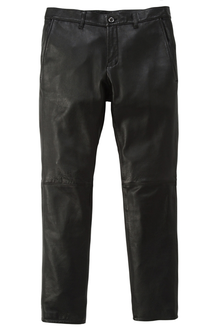 TR05 LEATHER PANTS BLACK_R