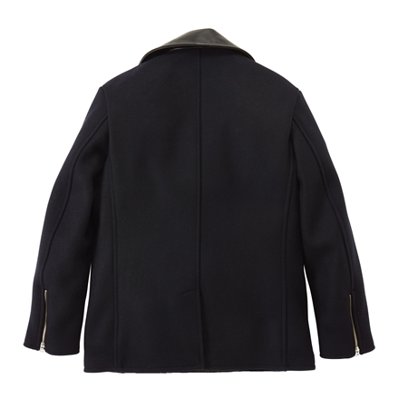 CO18 WOOL RIDERS PEA COAT BLACK(2)_R