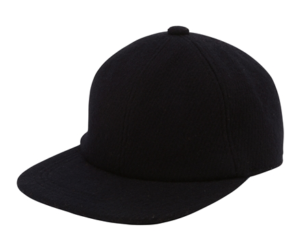 AC05 WOOL BASEBALL CAP NAVY_R