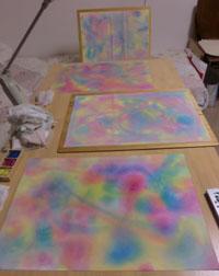 Heart&Pastel-2009作品
