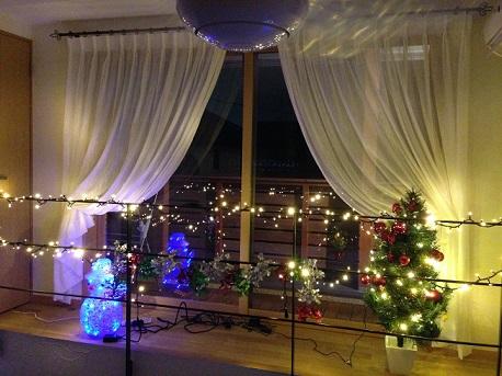 我が家クリスマス